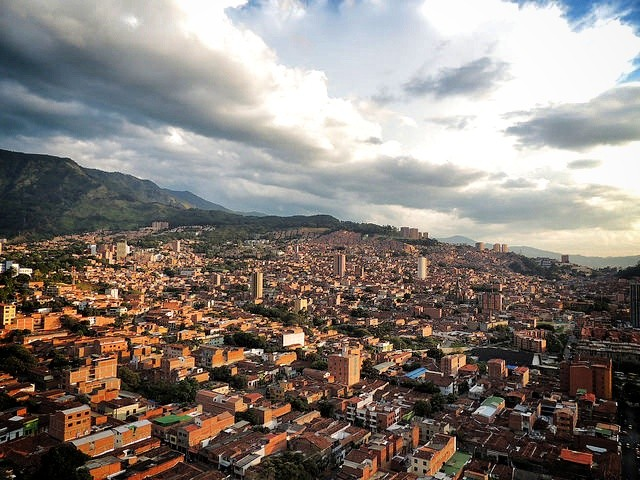 Medellin- The most beautiful places to visit in Colombia