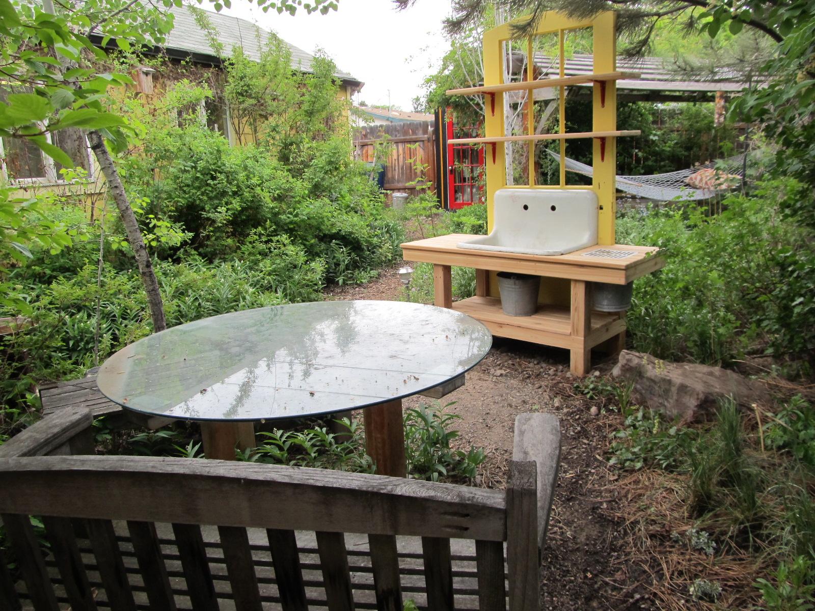 Decorative Garden Tools For Door Handles