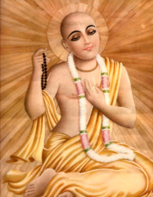 Saint Prakashanand Saraswati was the disciple of Chaitanya Mahaprabhu