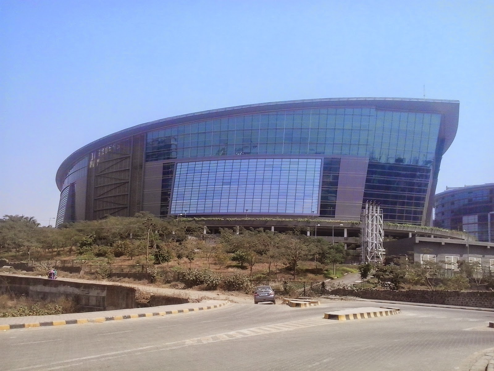 Lotus view of EON IT park Kharadi, Pune