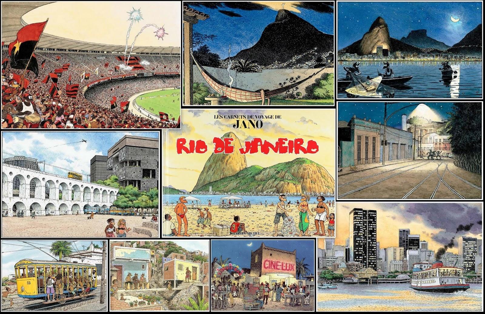 Rio de Janeiro, guide de voyage