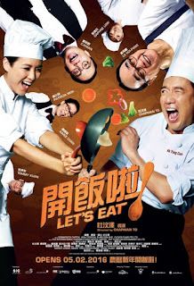 Let's Eat (2016) 720p
