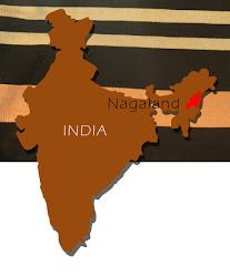 Map of Nagaland