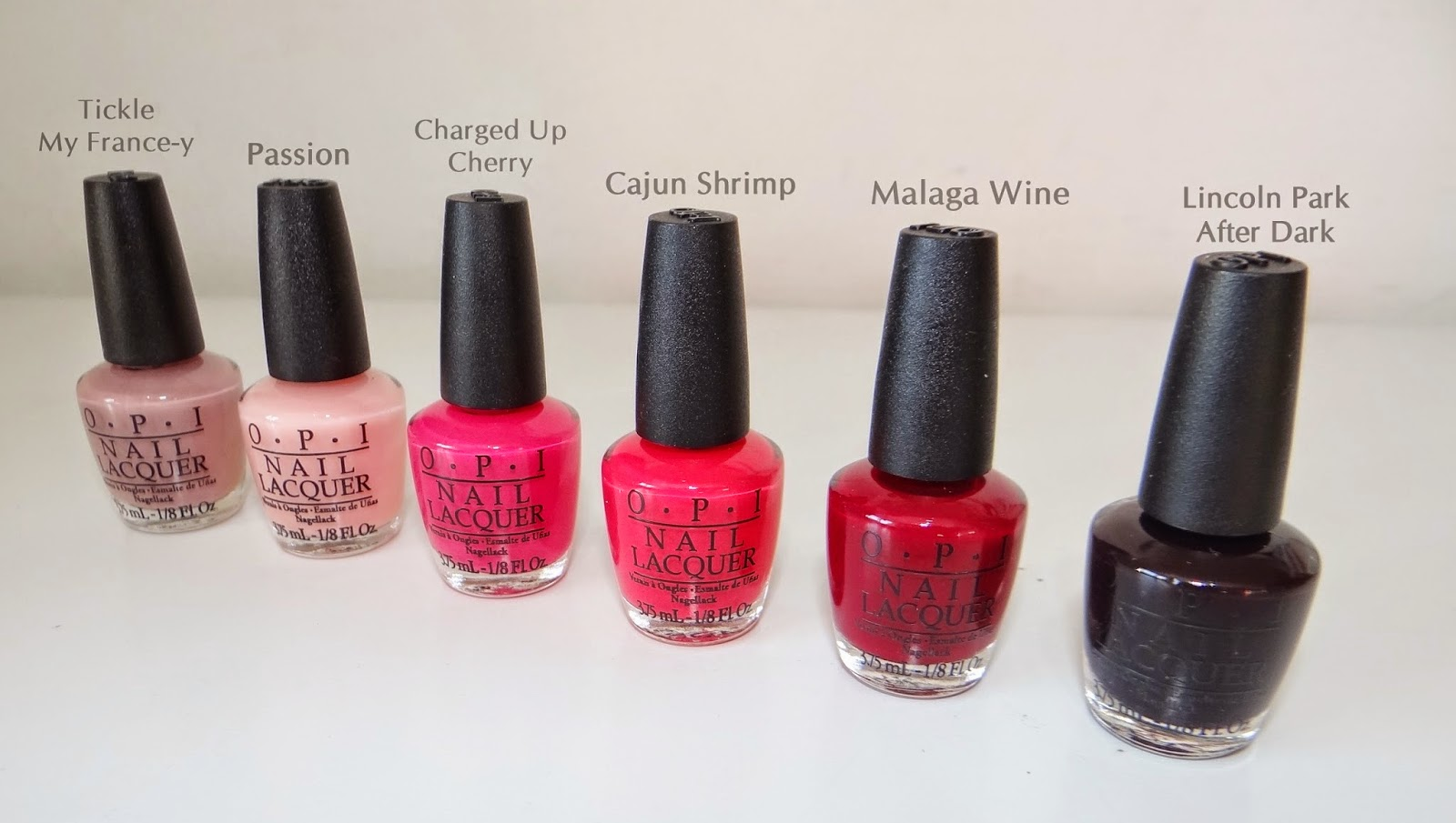 Passport to Color da OPI Nail Lacquer.