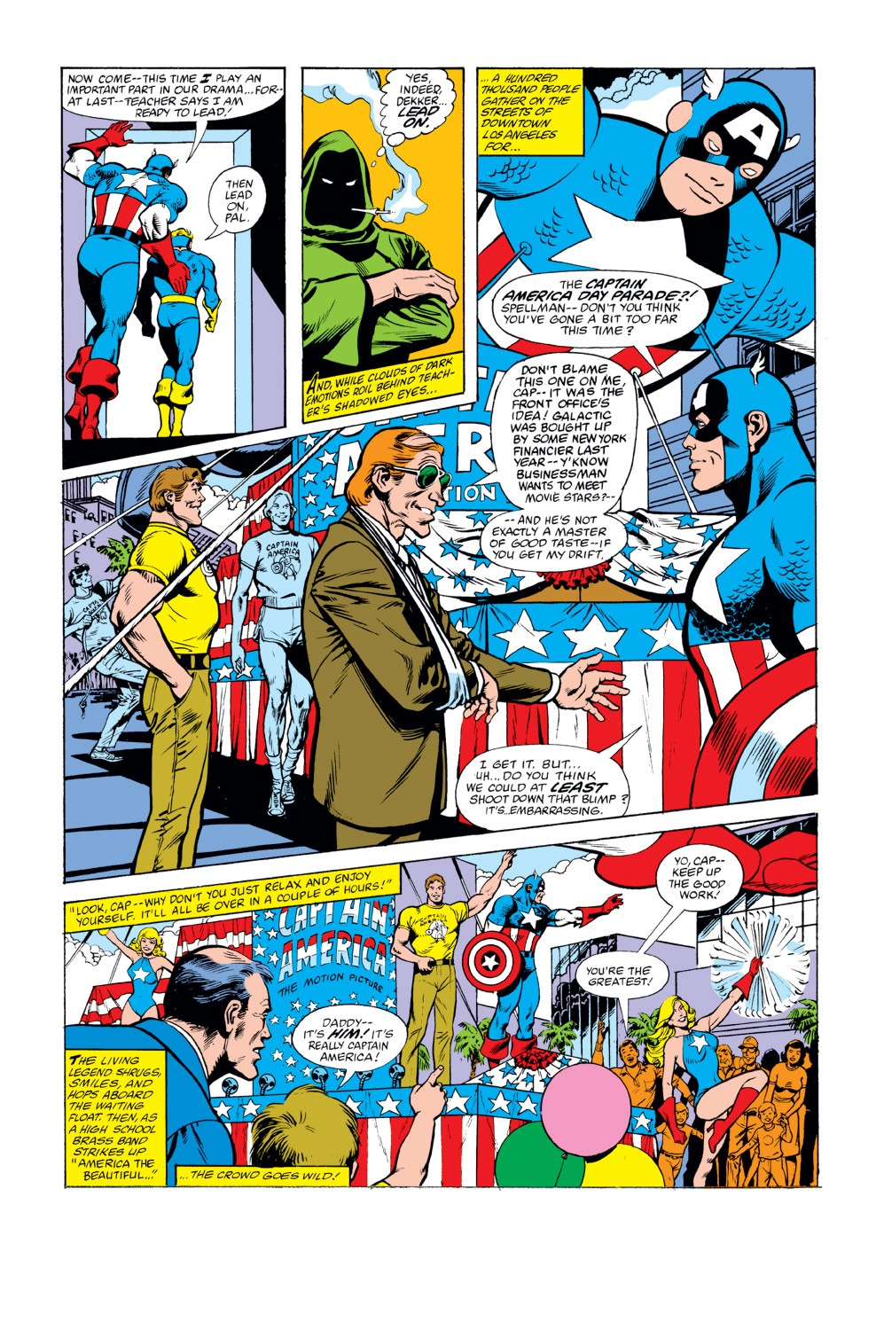 Captain America (1968) Issue #262 #177 - English 14