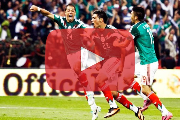 México vs Croacia En Vivo