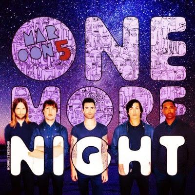 Chord Gitar Maroon 5 One More Night