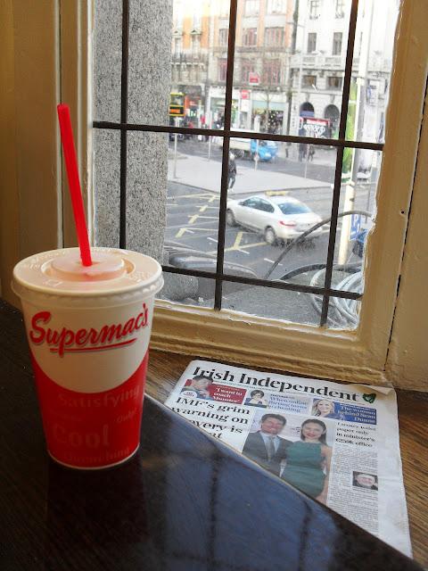 Supermacs, Dublin