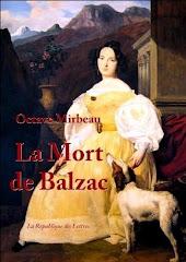 La Mort de Balzac, La République des Lettres, 2012