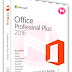 Microsoft Office 2016 Professional Plus 32bit & 64bit (x86+x64)