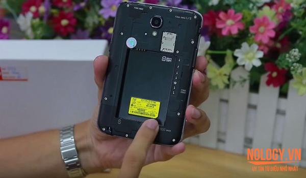 Điện thoại LG Vu3 tem vàng