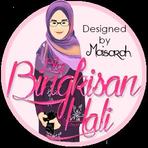 Blog Bingkisan Hati, maisarahsidi.com, logo murah