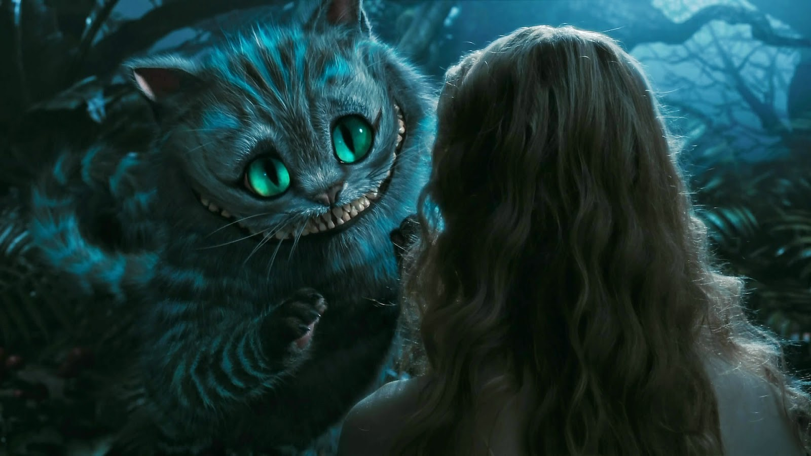 Cats Name On Alice In Wonderland