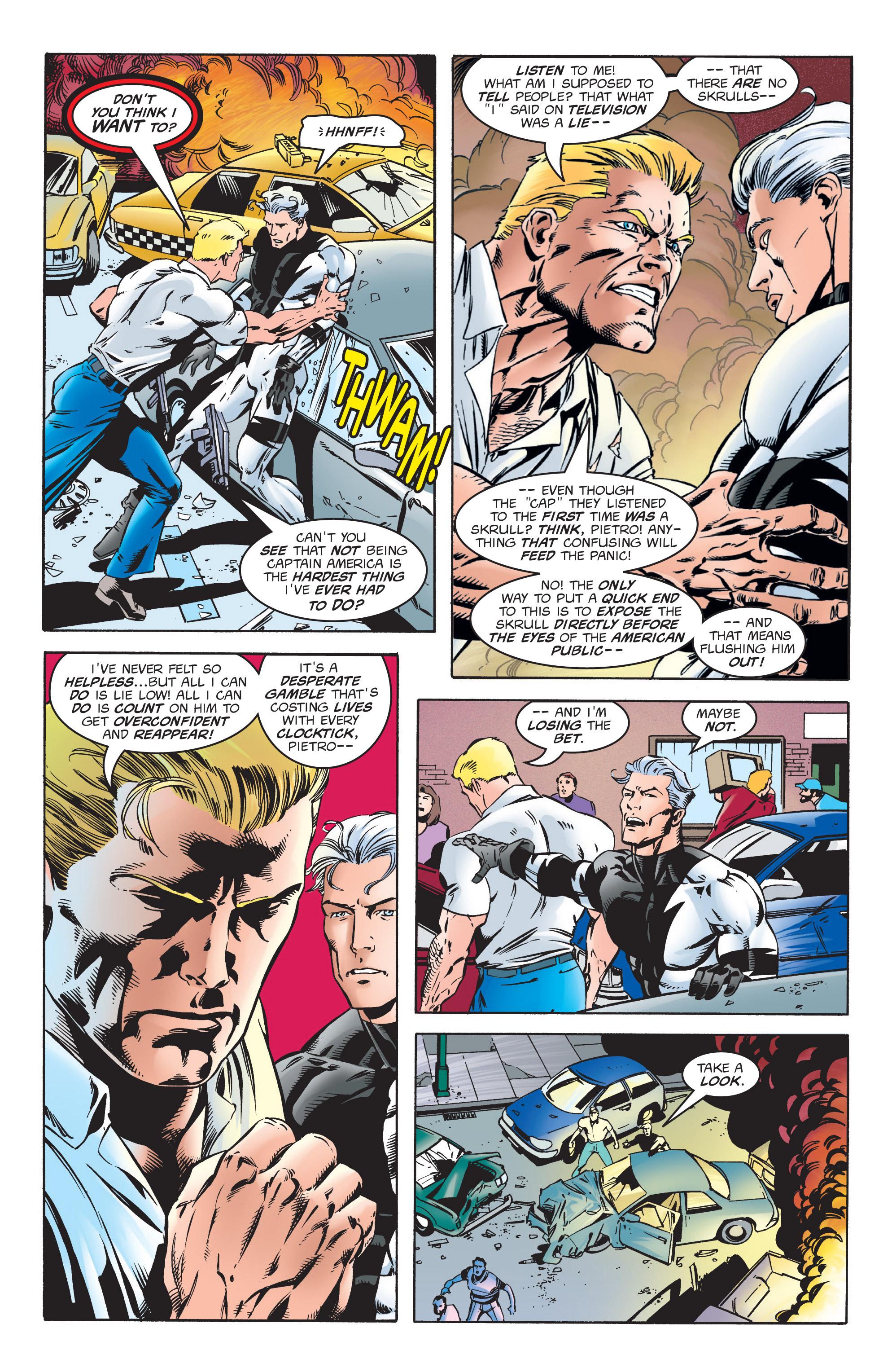 Captain America (1998) Issue #7 #10 - English 11