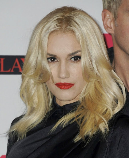Gwen Stefani, maquilhagem european music awards mtv