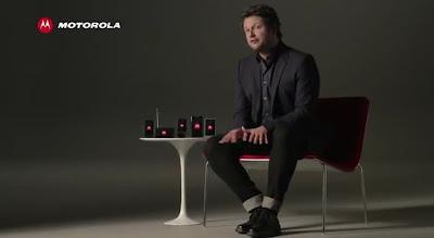 Selton Melo em vídeo promocional da Motorola