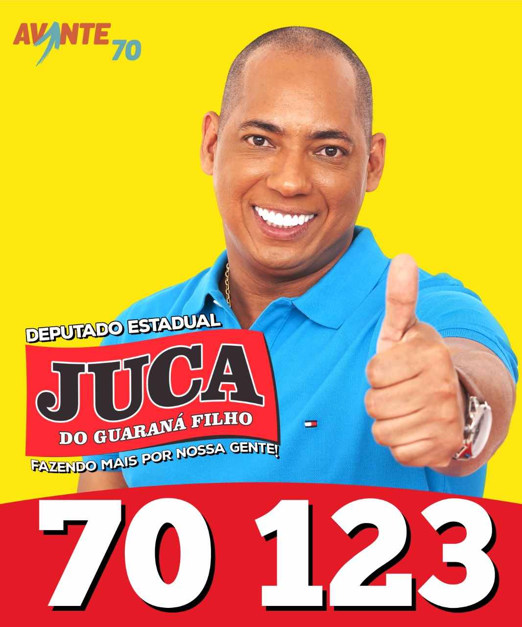 Deputado Estadual Juca do Guaraná Filho