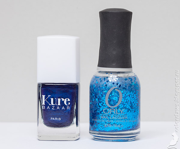 Kure Bazaar Rock Star + Orly Spazmatic