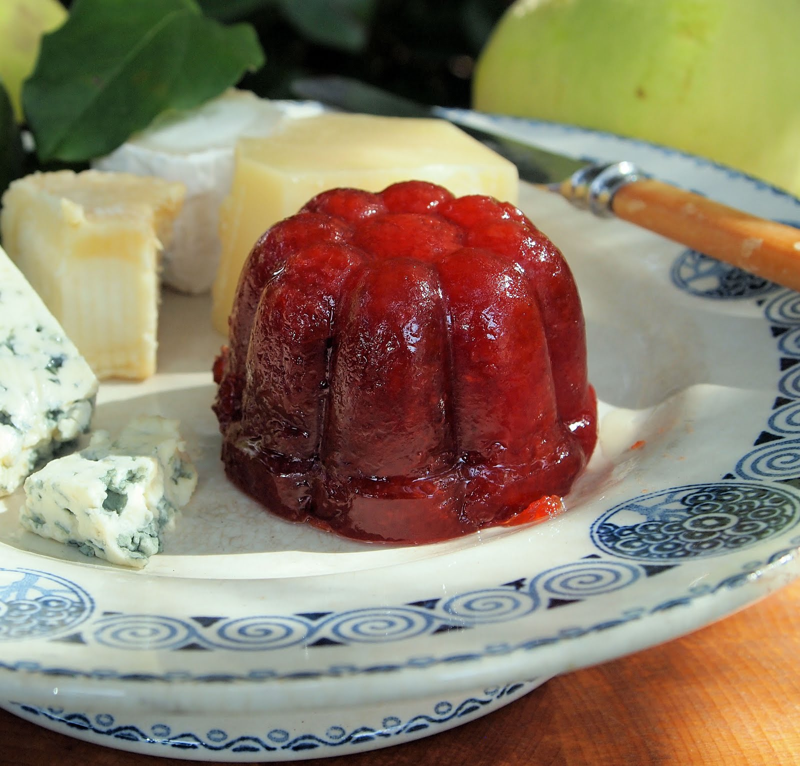 The old quince tree a french cheese platter and elizabethan elizabethan quince cheese membrillo forumfinder Images
