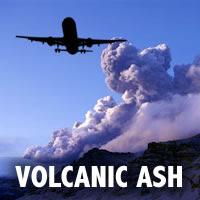 Estado de la nube volcánica
