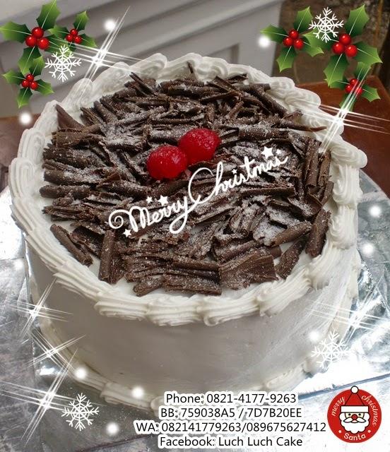 Kue Tart Murah Natal Daerah Surabaya - Sidoarjo