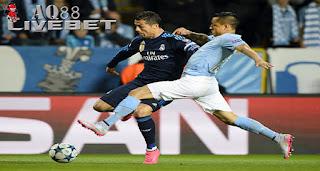 gen Piala Eropa - Cristiano Ronaldo jadi pahlawan Real Madrid di matchday kedua Liga Champions, dinihari tadi