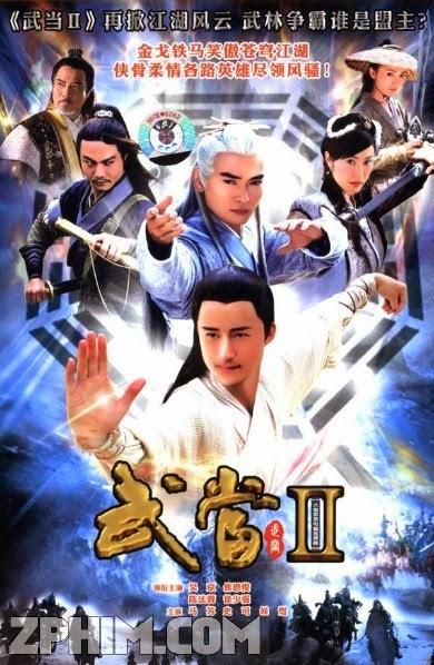 Võ Đang 2 - Wu Dang II (2006) Poster