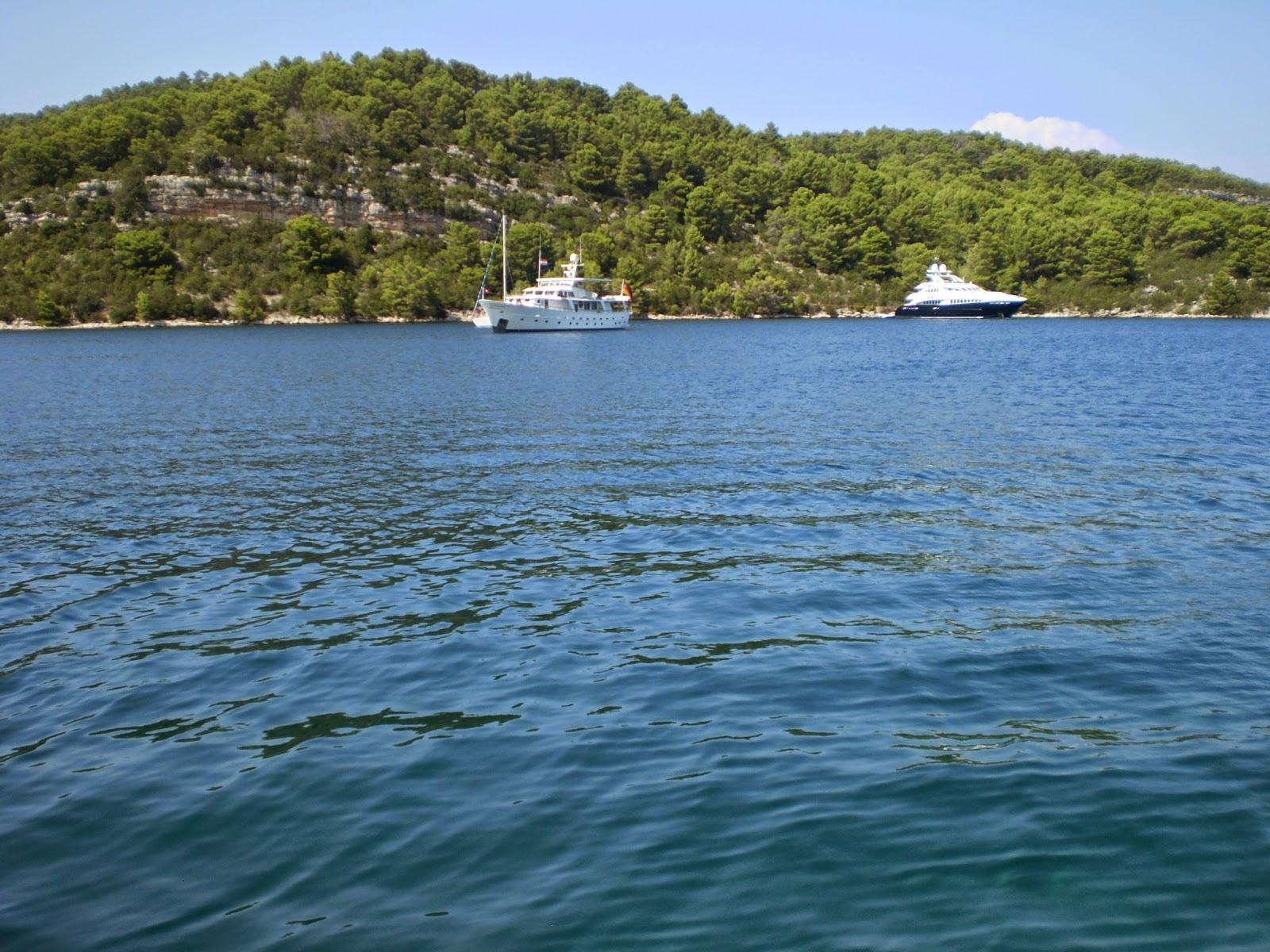 Яхты-Хорватия