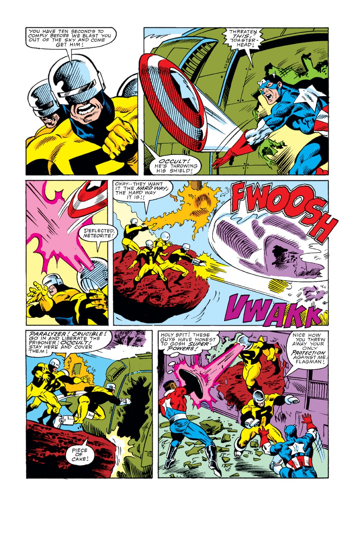 Captain America (1968) Issue #343 #273 - English 13