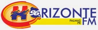 Rádio Horizonte FM de Palmas PR ao vivo