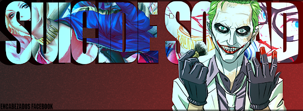 portada del joker de Suicide Squad