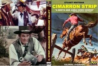 CIMARRON STRIP - A BESTA QUE ANDA COMO HOMEM