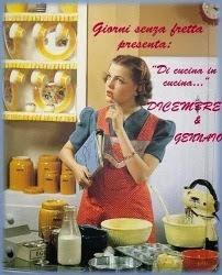 """Patecipo al contest """"Di cucina in cucina"""" di dic-gen 2014"""