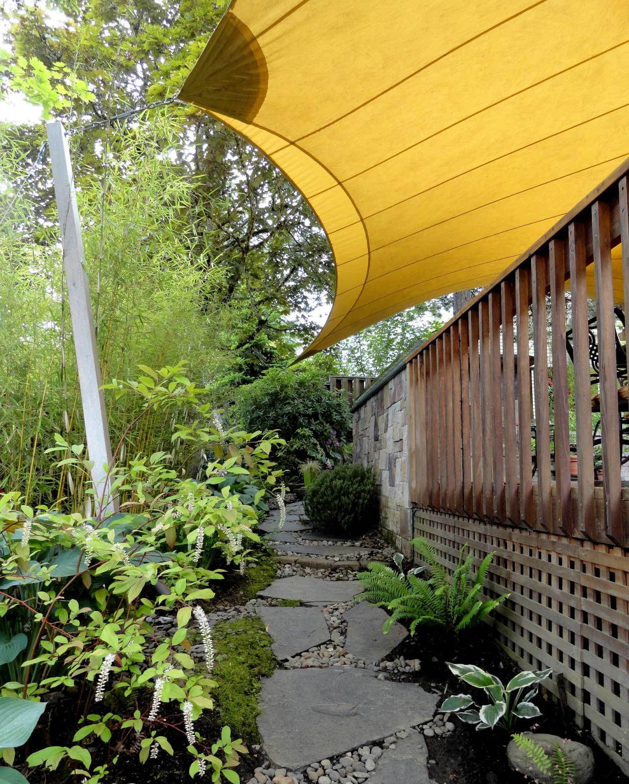 Danger garden the 9th annual designers garden tour from for The cedar mill