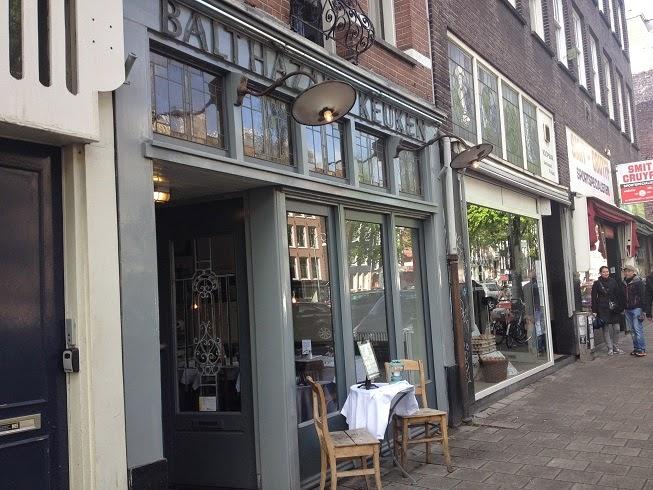 Balthazar s keuken in amsterdam