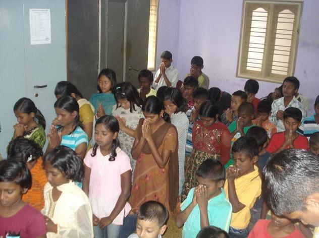 how to help orphans in india