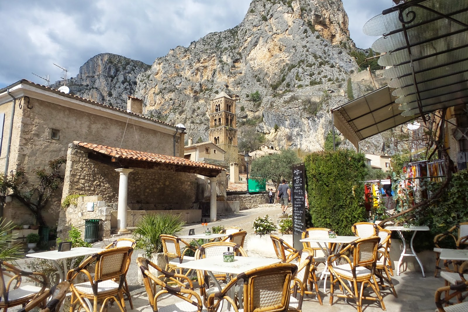Saint Remy de Provence and Around: Gorges du Verdon, Moustiers ...