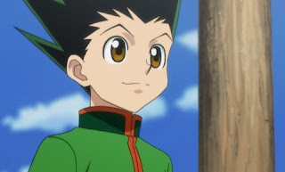 hunter x hunter 2011 episode 40, gon waiting