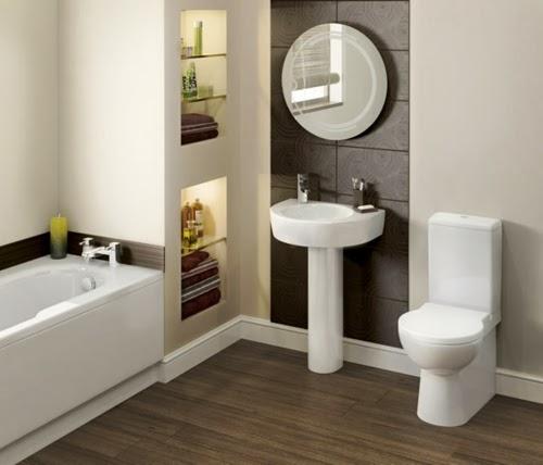Decorar Un Baño Pequeno Fotos:Diseños de baños pequeños – Colores en Casa