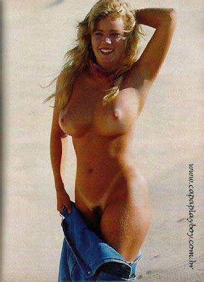 Foto 4 de Vanusa Spindler, Ensaio Playboy 1989