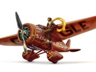 Google Doodle celebrates Amelia Earhart's 115th birthday