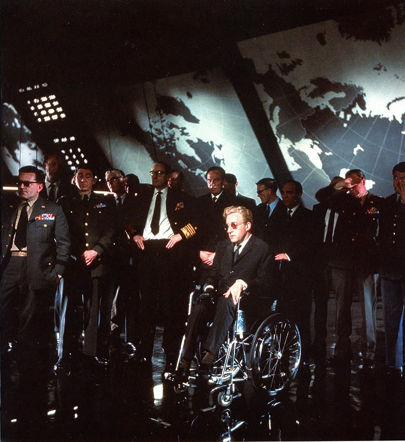stanley kubrick dr strangelove essay Dr strangelove essay stanely kubrick, the director of dr strangelove was, in a way, mocking the military stanley kubrick's dr strangelove.