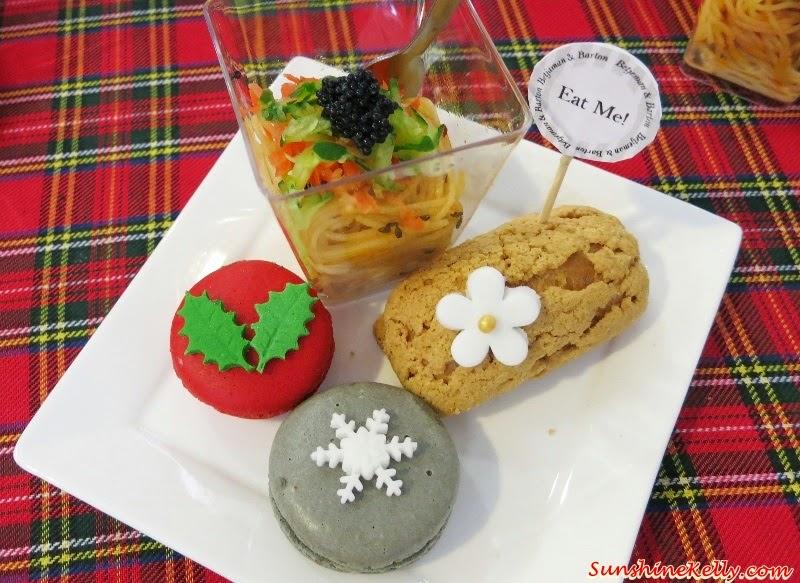 A Rustic Woodland Christmas, Love & Joy, 1 Utama, Christmas 2014, Betjeman & Barton Snacks, Betjeman & Barton Teas, Betjeman & Barton Desserts