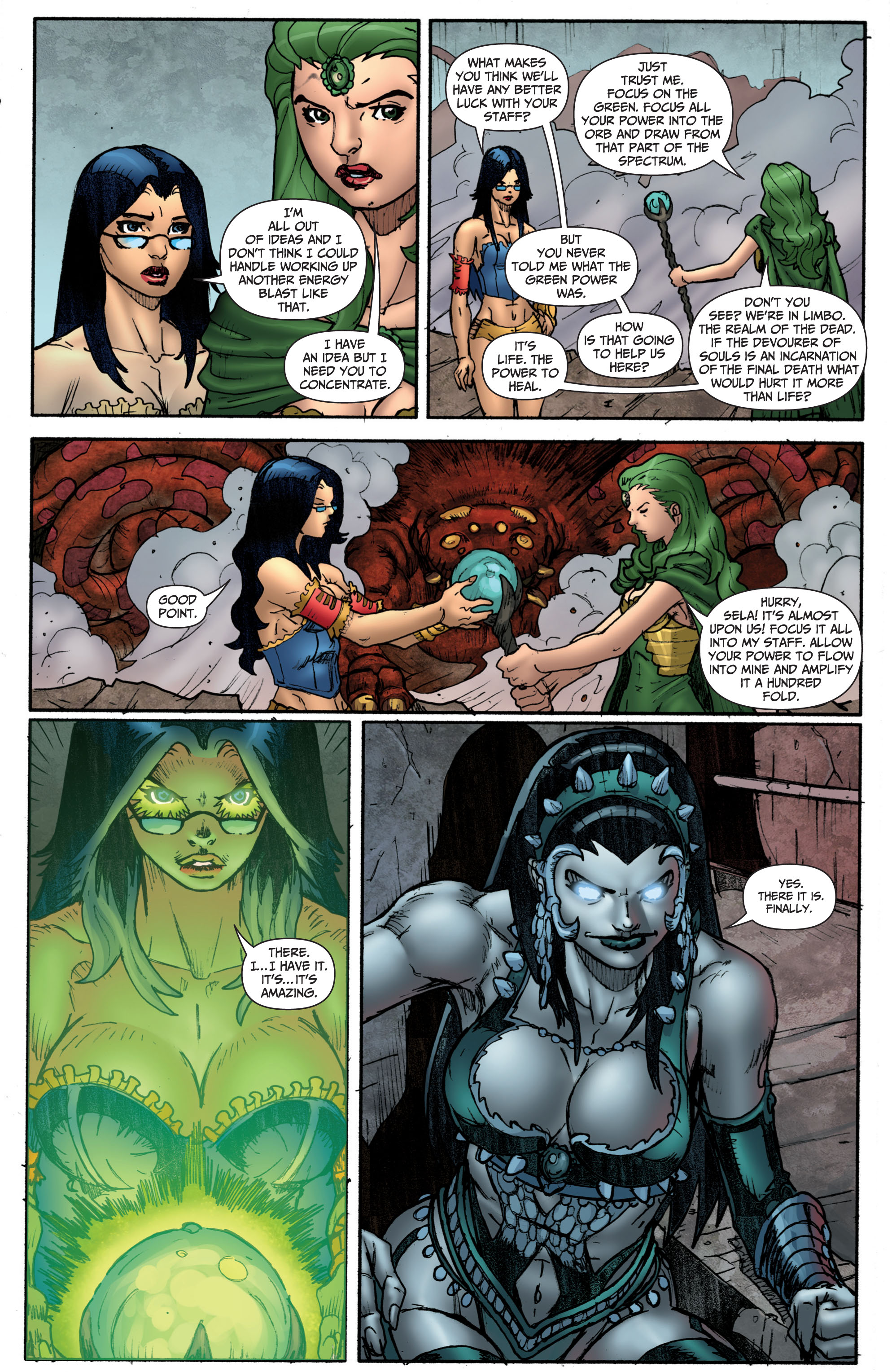 Grimm Fairy Tales (2005) Issue #69 #72 - English 15