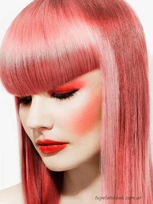 color de pelo 2014 peinados