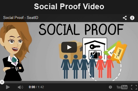 [VIDEO] Social Proof