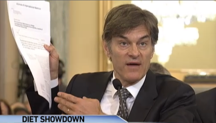 Dr. Oz: Is the wizard really so wonderful?