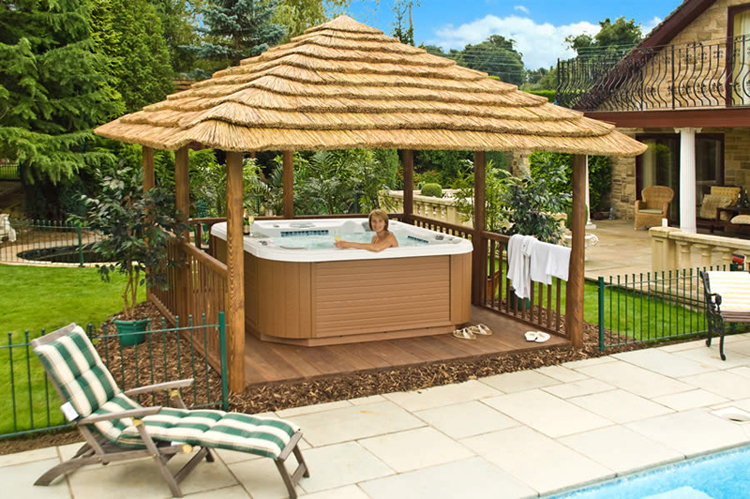 CANVAS ROOF GAZEBO U2022GRASS ROOF GAZEBO U2022 SHINGLE ROOF GAZEBOu2022CABANAS GAZEBO  . THATCHED ROOF GAZEBO, UAE,DUBAI