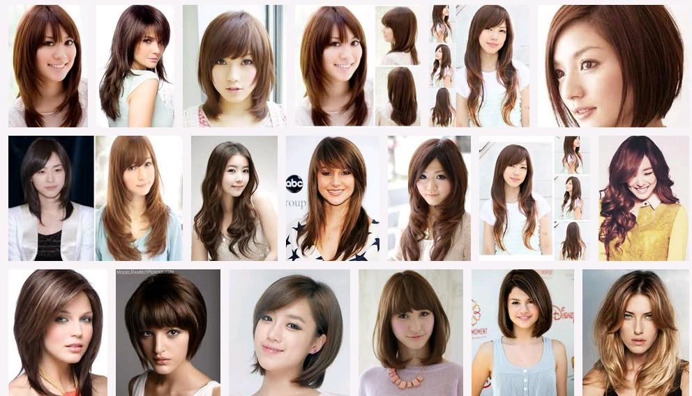 Macam-Macam Model Rambut Wanita 2015 Terbaru hingga 2016