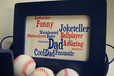 Word Clouds for Dad
